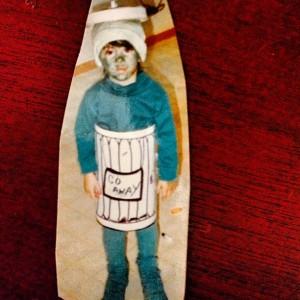 Oscar the Grouch - Age 3?